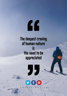 Print Quote Design - #Wording #Saying #Quote #blue #quotation #marks #range #font #brand