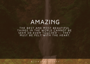 Print Quote Design - #Wording #Saying #Quote #feature #resources #nature #vegetation #of #water