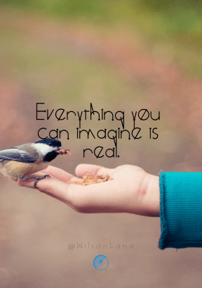 Print Quote Design - #Wording #Saying #Quote #font #hand #bird #blue #beak #symbol