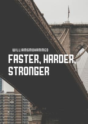 Print Quote Design - #Wording #Saying #Quote #link #landmark #fixed #skyscraper #city #metropolis #structure #bridge #sky #building