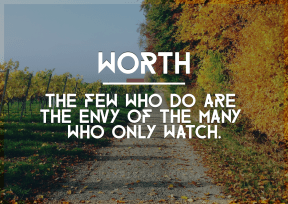 Print Quote Design - #Wording #Saying #Quote #path #gravel #orchard #autumn #sunlight #leaf