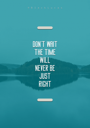 Print Quote Design - #Wording #Saying #Quote #horizontal #reflection #resources #basic #line #water #tarn #highland