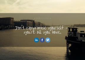 Print Quote Design - #Wording #Saying #Quote #reflection #computer #sunset #dock #sky #line #font #brand #sign