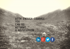 Print Quote Design - #Wording #Saying #Quote #phenomenon #Mountain #graphics #foggy #fell