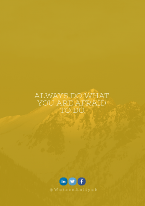 Print Quote Design - #Wording #Saying #Quote #mountain #sign #blue #landforms #font #cloud #sky #product #area