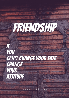 Print Quote Design - #Wording #Saying #Quote #wall #brick #lumber #stain #plank