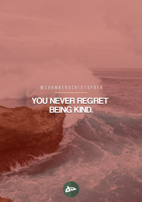 Print Quote Design - #Wording #Saying #Quote #phenomenon #ocean #headland #symbol #wave #trademark #circle