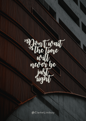 Print Quote Design - #Wording #Saying #Quote #brickwork #structure #facade #line #building #wood #siding #roof #wall #architecture