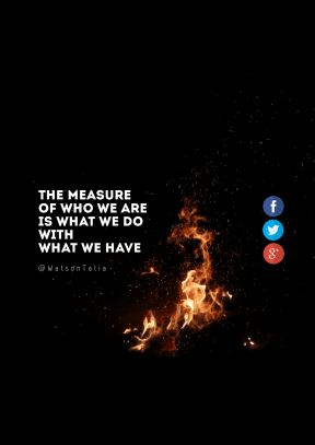 Print Quote Design - #Wording #Saying #Quote #logo #signage #product #bonfire #circle #earth #blue