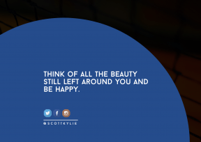 Print Quote Design - #Wording #Saying #Quote #net #interface #product #brand #circular #black #blue