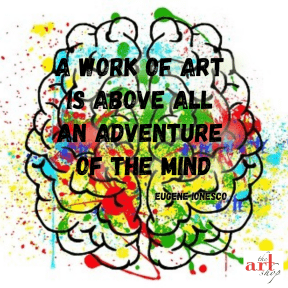 Art: Adventure of the Mind