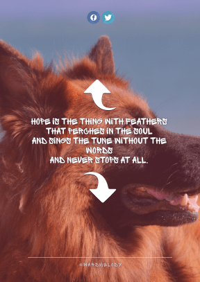 Print Quote Design - #Wording #Saying #Quote #shepherd #arrows #group #dog #direction #bird