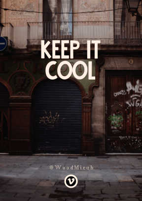 Print Quote Design - #Wording #Saying #Quote #social #network #alley #facade #building #hacienda #street #normal