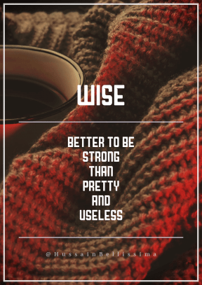 Print Quote Design - #Wording #Saying #Quote #thread #woolen #knitting #wool #scarf #crochet #textile
