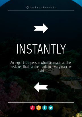 Print Quote Design - #Wording #Saying #Quote #marine #brand #font #reef #logo #shape #area #coral #graphics