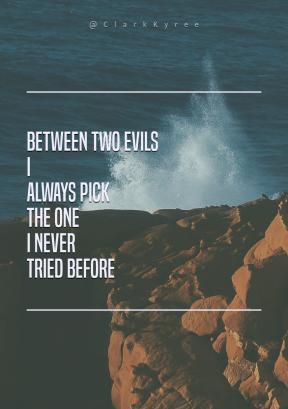 Print Quote Design - #Wording #Saying #Quote #oceanic #terrain #sea #wave #coast #landforms #ocean