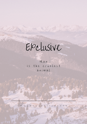 Print Quote Design - #Wording #Saying #Quote #range #mountain #winter #snow #view