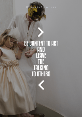 Print Quote Design - #Wording #Saying #Quote #right #gown #daughter #girl #photograph
