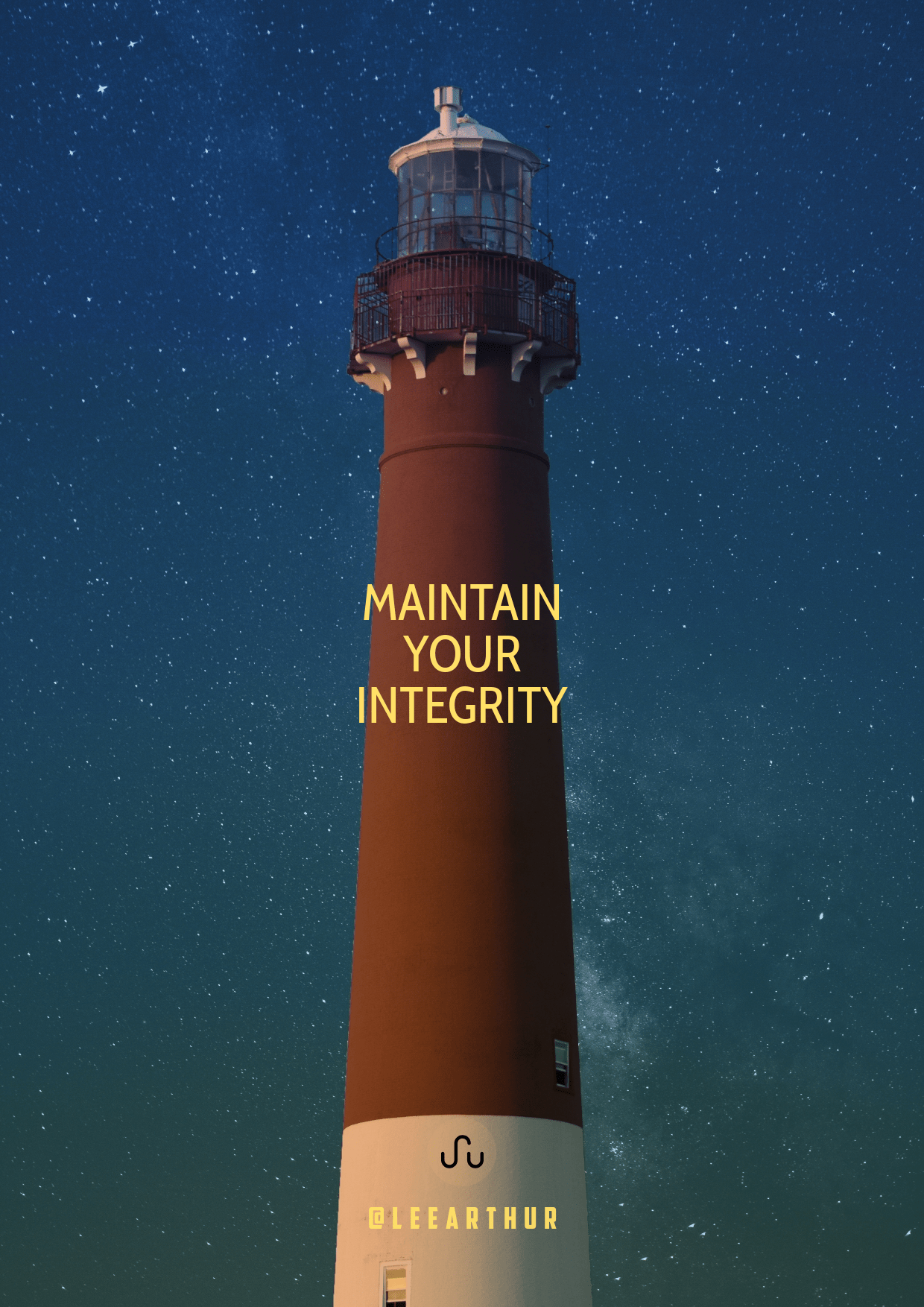 Lighthouse, Tower, Sky, Beacon, Atmosphere, Night, Network, Circle, Web, Button, Adding, Page, Website,  Free Image