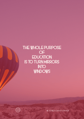 Print Quote Design - #Wording #Saying #Quote #ballooning #tourism #air #mountain #video