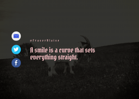 Print Quote Design - #Wording #Saying #Quote #livestock #horns #field #angle #line