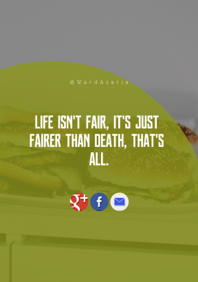 Print Quote Design - #Wording #Saying #Quote #electric #hamburger #from #red #burger #circular