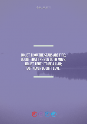 Print Quote Design - #Wording #Saying #Quote #line #product #forest #purple #smile #sign