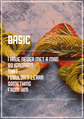 Print Quote Design - #Wording #Saying #Quote #shape #toast #avocado #Pieces #arranged #with #vegetable #leaf #grass
