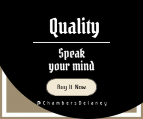 Banner Ad Layout - #Saying #Quote #CallToAction #Wording #background #interface #boxes #florets #circles