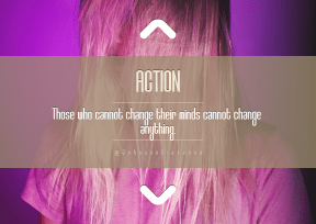 Print Quote Design - #Wording #Saying #Quote #magenta #up #hair #direction #directions #long #hairstyle #purple #pointing