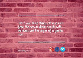 Print Quote Design - #Wording #Saying #Quote #brand #brickwork #line #bird #product #red #symbol #font #stone #wall
