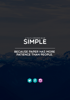 Print Quote Design - #Wording #Saying #Quote #icon #angle #magenta #Pilchuck #font #product #sign #brand #violet