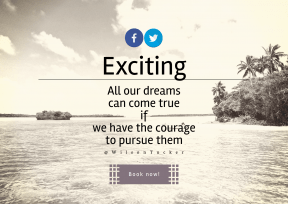 Quote Layout for Print - #Saying #Quote #CallToAction #Wording #wing #sky #sea #landforms #graphics #blue
