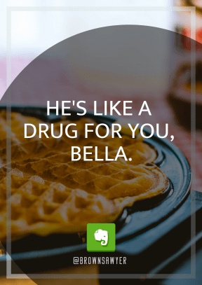 Print Quote Design - #Wording #Saying #Quote #product #circle #black #shapes #line #recipe #font #green #waffle #breakfast