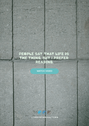 Quote Layout for Print - #Saying #Quote #CallToAction #Wording #concrete #material #scalloped #bracket #florets #azure #clouds #shape