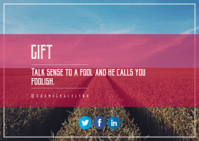 Print Quote Design - #Wording #Saying #Quote #wheatfield #family #brand #art #blue #horizon
