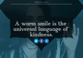 Print Quote Design - #Wording #Saying #Quote #color #trademark #brand #font #blue #area