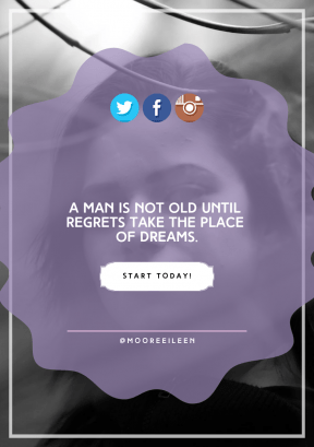 Quote Layout for Print - #Saying #Quote #CallToAction #Wording #line #florets #backgrouns #clouds #font #ragged #icon #jagged #with