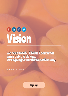 Quote Layout for Print - #Saying #Quote #CallToAction #Wording #foods #blue #yellow #red #symbol #brand #loquat