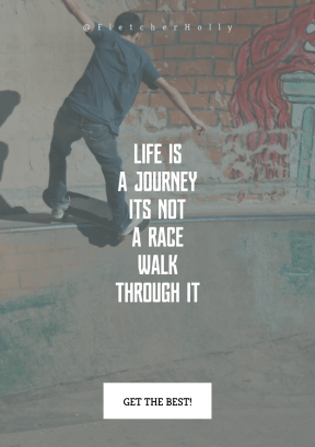 Quote Layout for Print - #Saying #Quote #CallToAction #Wording #Park #Canyon #geometry #recreation #skateboard #skateboarding #shapes #extreme