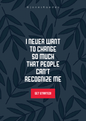 Quote Layout for Print - #Saying #Quote #CallToAction #Wording #leaf #tree #stop #area #multimedia #and #black #squares