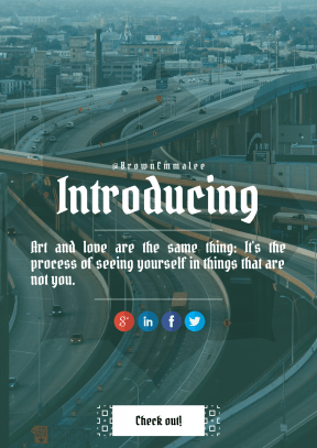 Quote Layout for Print - #Saying #Quote #CallToAction #Wording #transport #graphics #bracket #brand #overpass #clouds #road #rectangles #clip #aqua