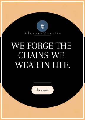 Quote Layout for Print - #Saying #Quote #CallToAction #Wording #product #circular #black #interface #design #beige #drum #font