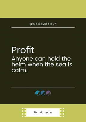 Simple saying design for Print - #CallToAction #Wording #Saying #Quote #organization #graphics #azure #shapes #line #circle #text #squares #area