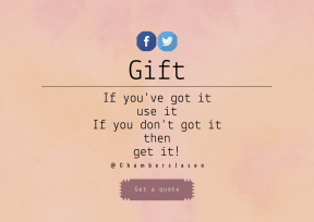 Quote Layout for Print - #Saying #Quote #CallToAction #Wording #font #angle #square #tool #graphics #paint #peach
