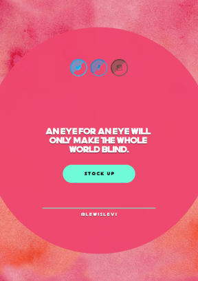 Quote Layout for Print - #Saying #Quote #CallToAction #Wording #petal #shape #circle #sky #crescent #blue #brand #graphics #black #button