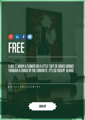 Quote Layout for Print - #Saying #Quote #CallToAction #Wording #dining #line #bottle #distilled #brand #blue #sky #wine