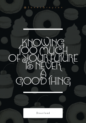 Quote Layout for Print - #Saying #Quote #CallToAction #Wording #baking #shapes #shape #geometric #silhouette #cupcake #dark #royal #cake #icing