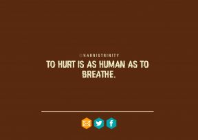 Quote Design for Print - #Quote #Wording #Saying #graphics #area #triangle #brand #orange #sign #blue #font