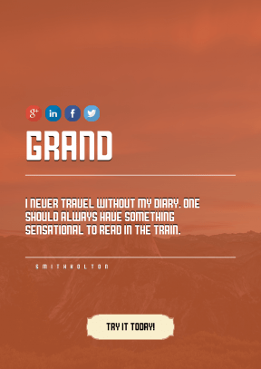 Quote Layout for Print - #Saying #Quote #CallToAction #Wording #sky #horizon #wavy #computer #mountain